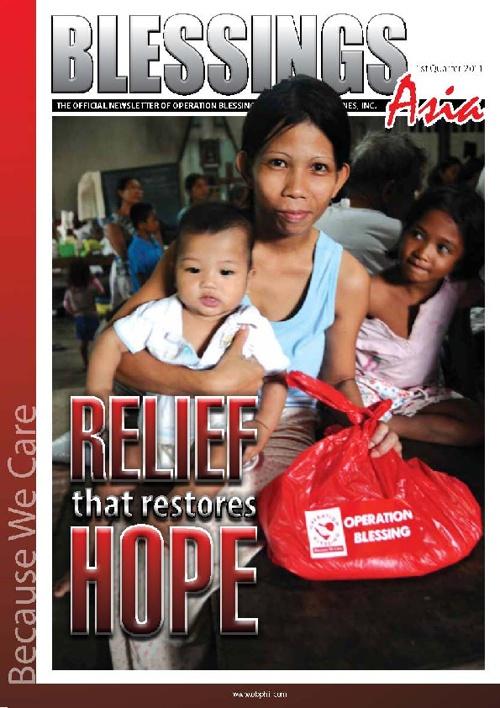 Blessings Asia (Q1 2011)