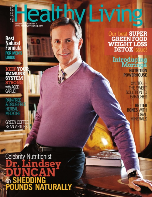 Healthy Living, January 2013