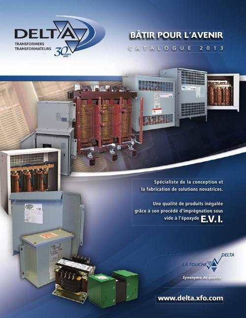 Delta Catalogue FR 2013