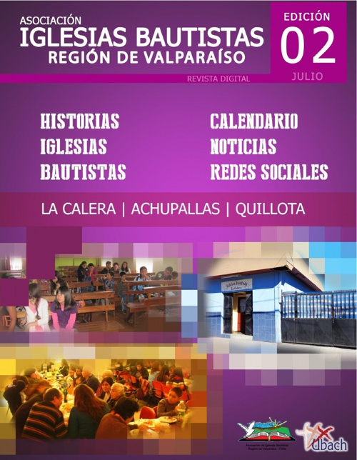 Revista Asociación Bautista Region de Valparaiso