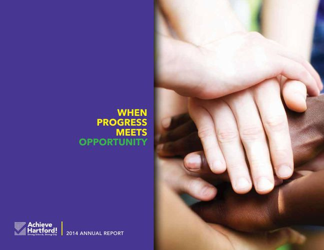 Achieve Hartford Annual Report 2014