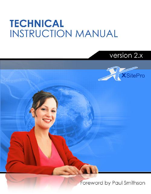 XSitePro-Essentials