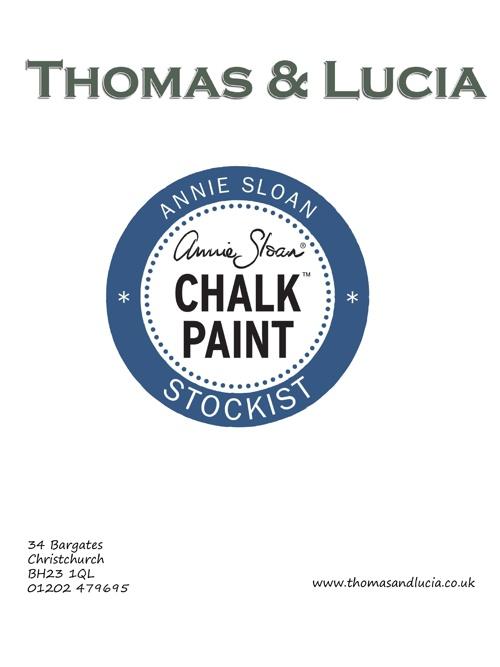 Thomas & Lucia's Annie Sloan Book