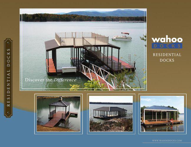Wahoo Docks Residential Docks Brochure