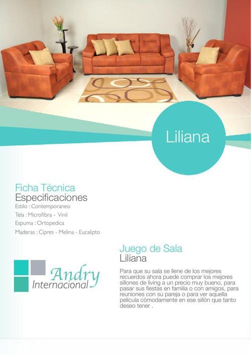 lilana andry final