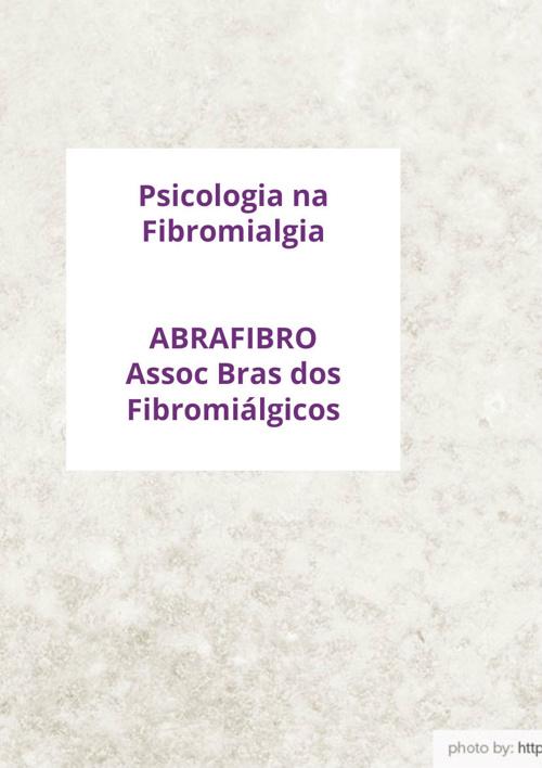 PSICOLOGIA NA FIBROMIALGIA