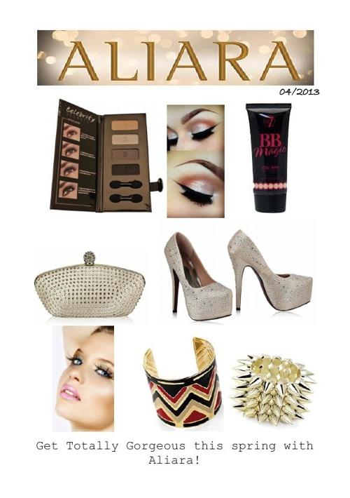 ALIARA April Catalogue 2013