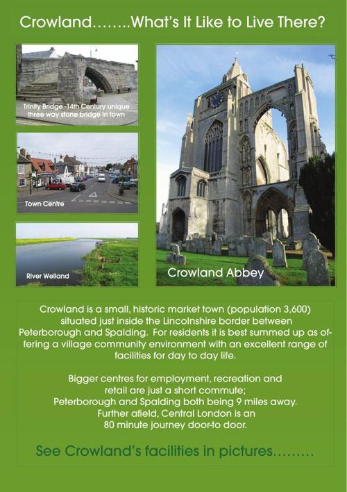 81 Peterborough Road Crowland Brochure