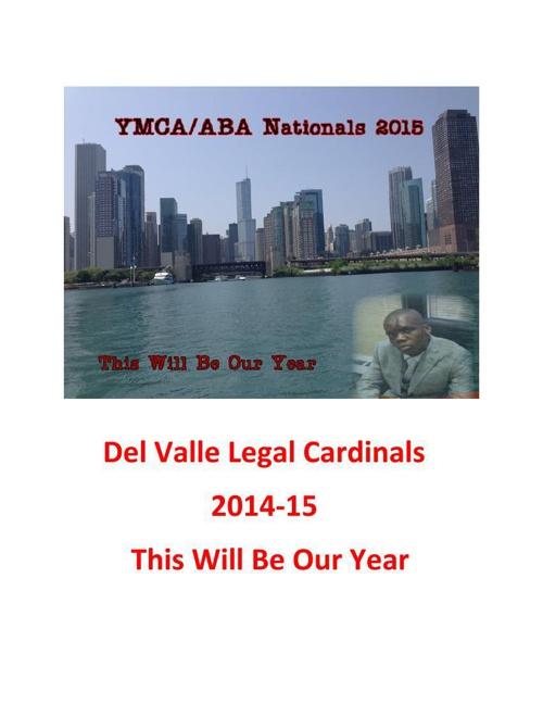 Del Valle Legal Cardinals 14-15