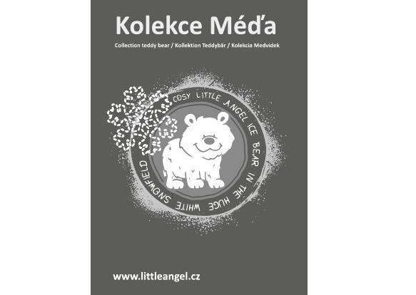 KATALOG kolekce Méďa do kočárku 2014_15