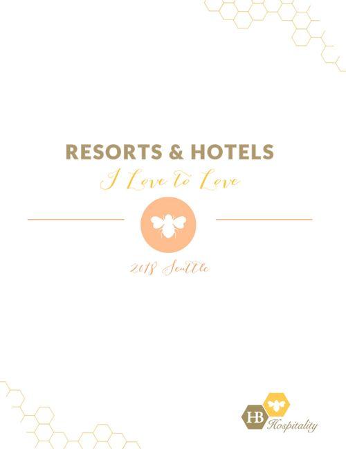 2018 Seattle Resort Guide