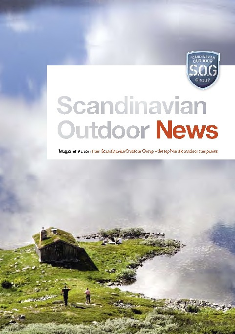 Scandinavian Outdoor News Magazine 2011 Issue #2