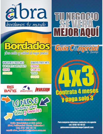 Guía Comercial de Durango 2/2