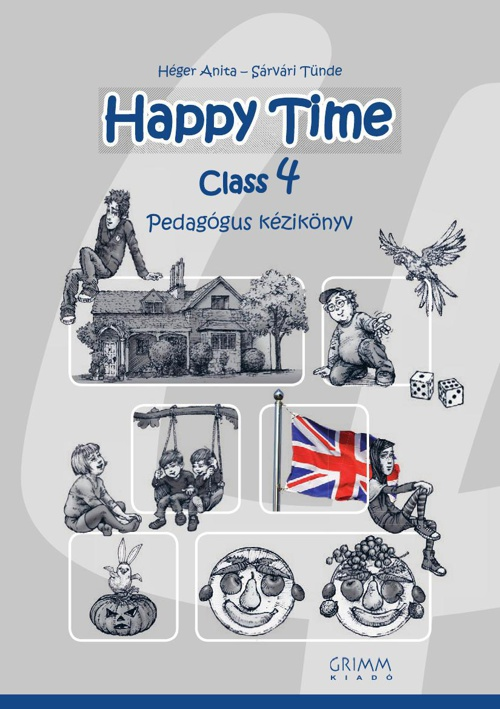 Pedagógus kézikönyv Class 4