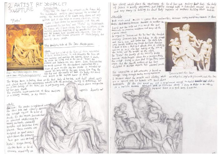 Art workbook 4
