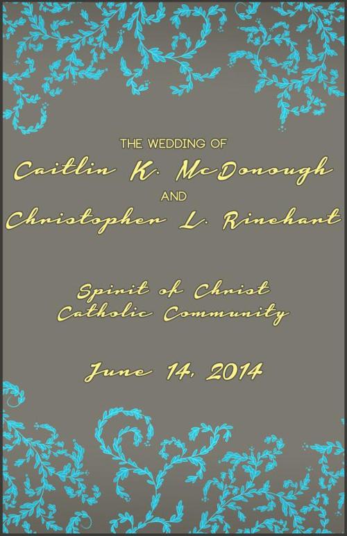 Cady & Chris- June 14, 2014