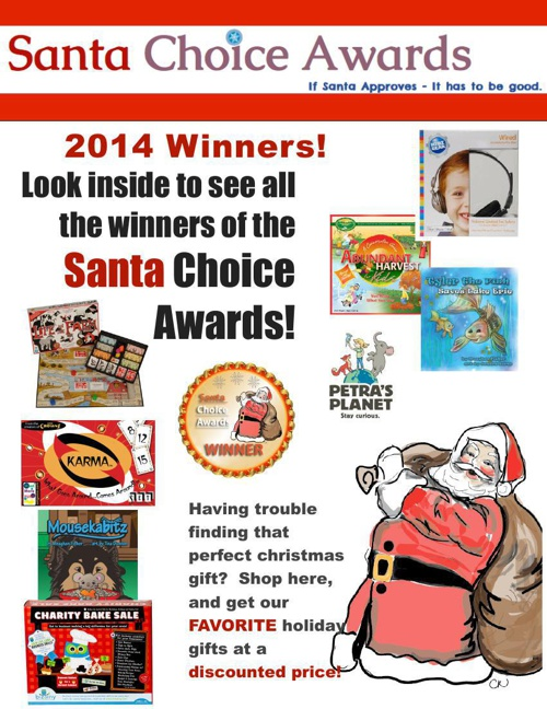Santa Choice Magazine