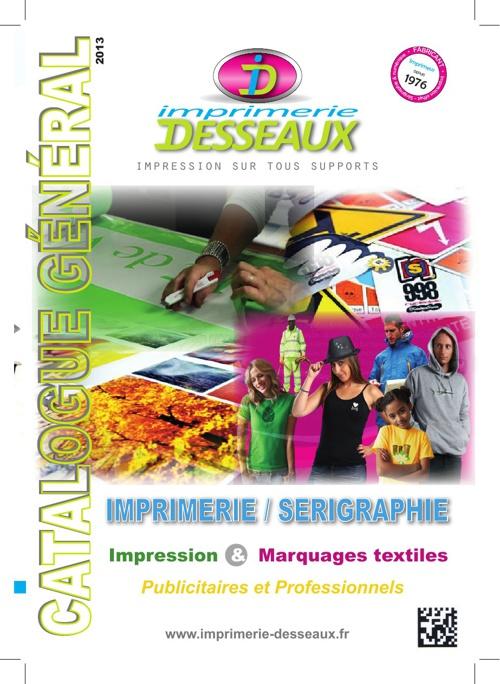 Catalogue Général Imprimerie DESSEAUX