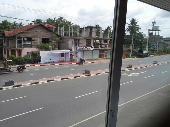 Bus Stop Opening
