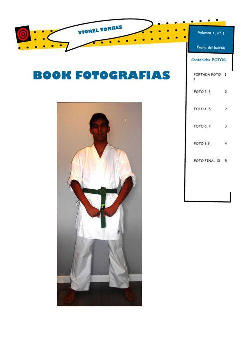 LIBRO FOTOGRAFIA VIOREL TORRES