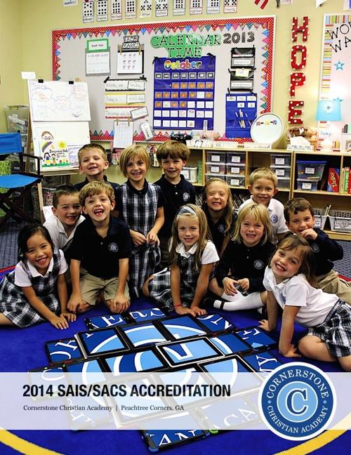 2014 SAIS SACS Accreditation Cornerstone Christian Academy