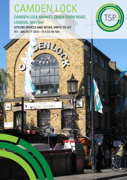 Camden Lock Market_Brochure