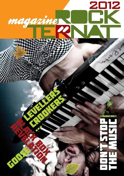 Rock Ternat magazine 2012