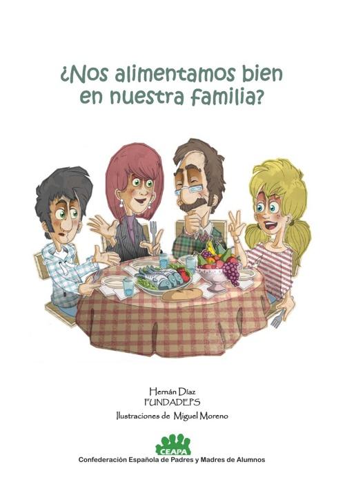 ¿Nos alimentamos bien en nuestra familia?
