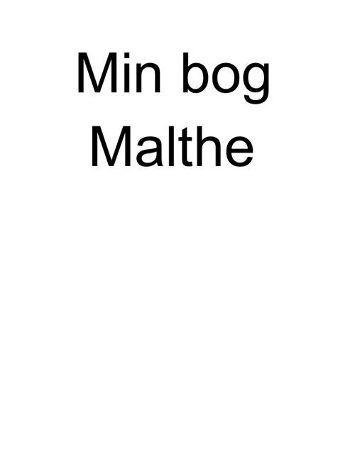Malthe K