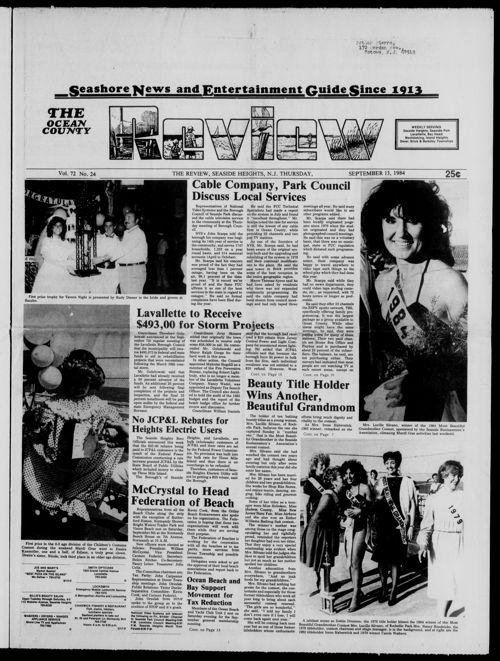 Review September 1984