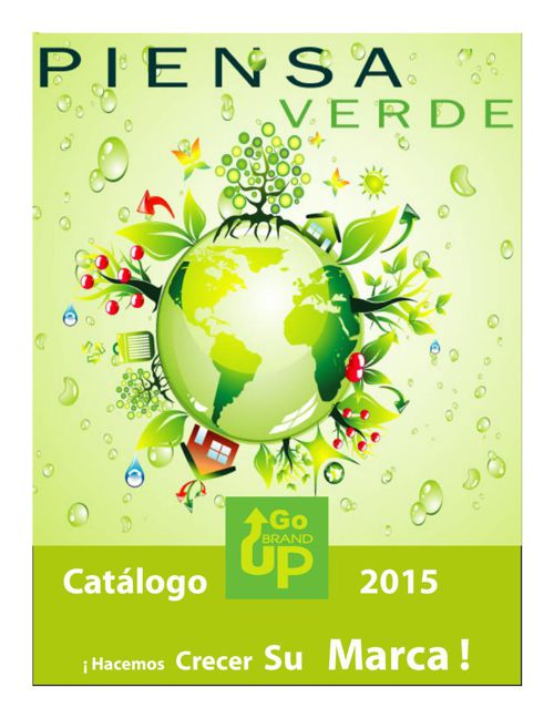 Catalogo Ecológico 2015