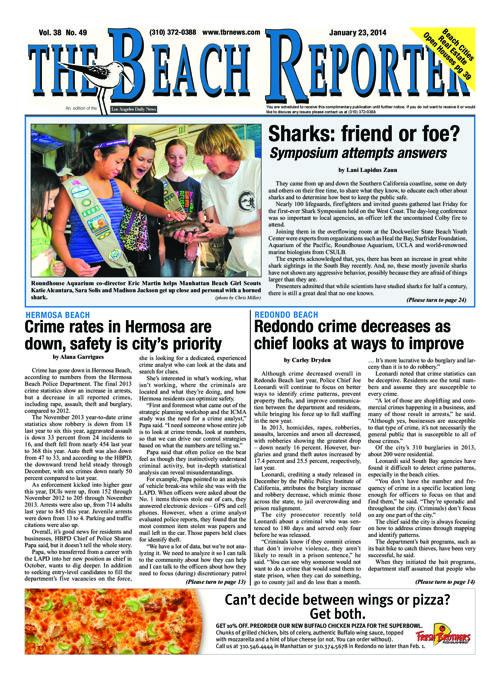 The Beach Reporter | 1-23-14