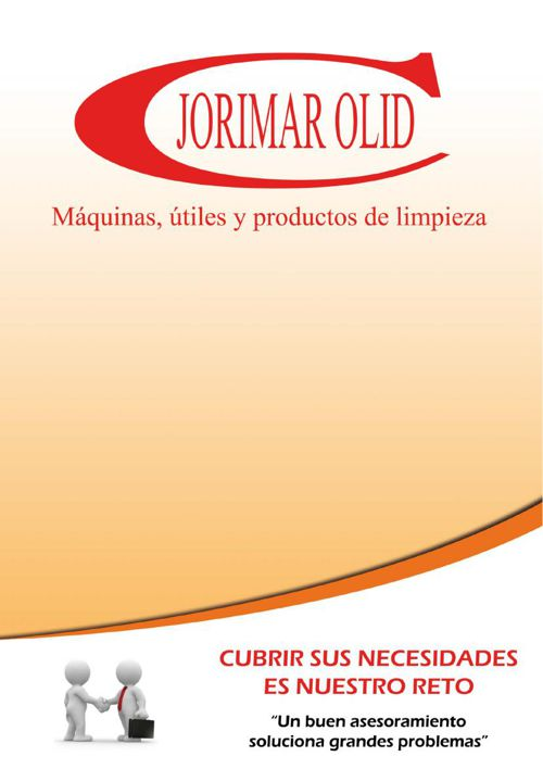 CATÁLOGO GENERAL 2015 - JORIMAR OLID
