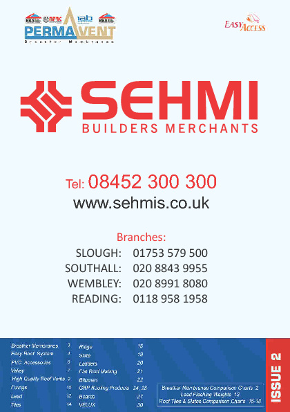 Sehmi Builders Merchants Ltd