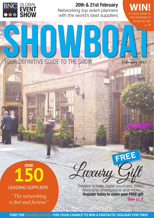 BNC Showboat Magazine Winter 2013