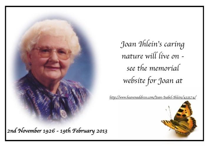 Joan Ihlein