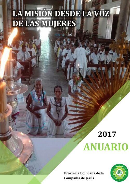 ANUARIO SJ 2017