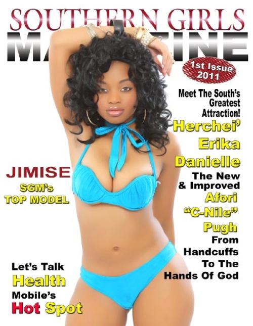 SOUTHERN GIRLS MAGAZINE ISSUE 1