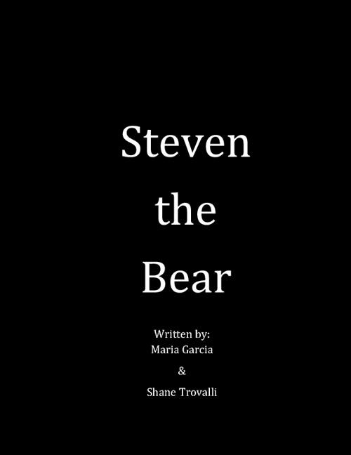 Steven The Bear