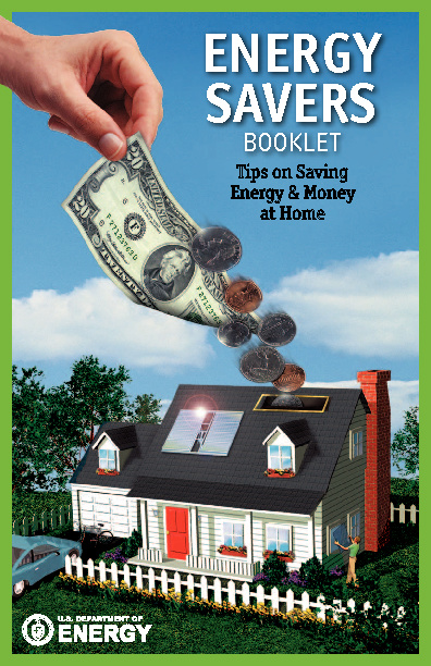 US Department of Energy - Energy Savings Booklet