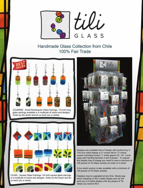 Tili Glass Catalog