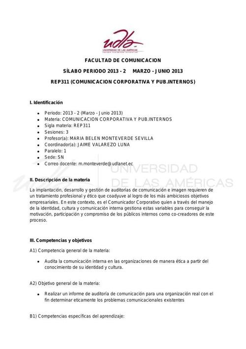 Silabo,2013 - 2,REP311-1