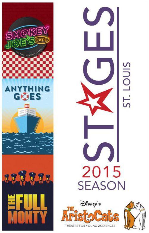 STAGES 2015 Season Program