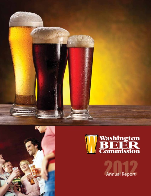 WA Beer Annual Report 2012