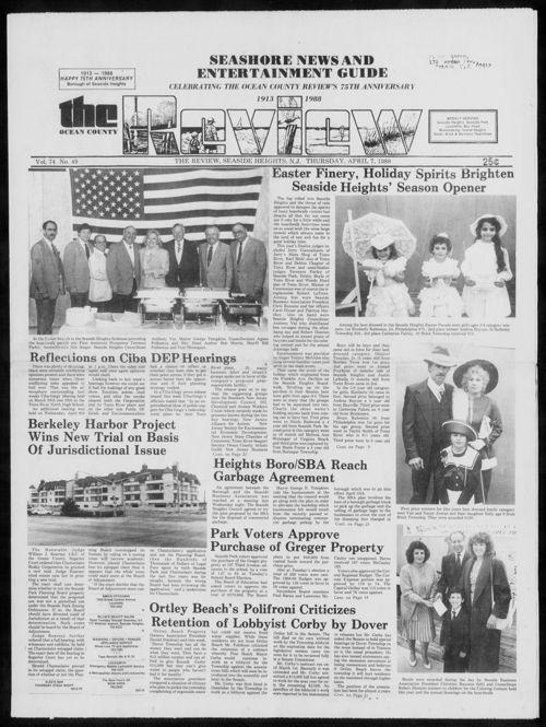 Review April 1988