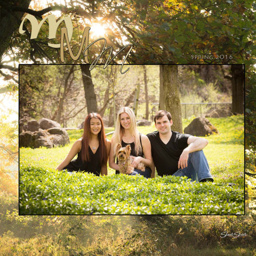 Family & Children Albums 2016