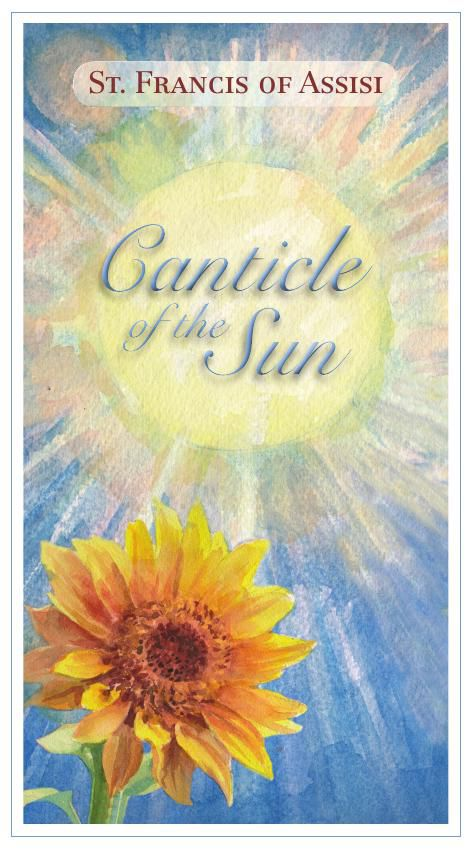 HNP Canticle of the Sun Prayer Booklet