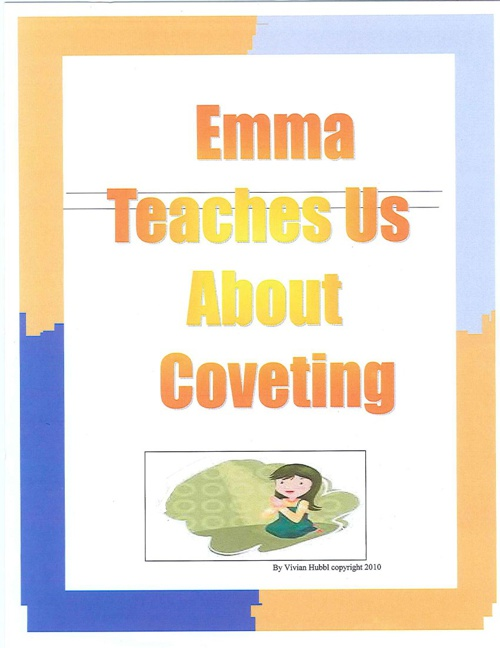 Emma teaches us about coveting