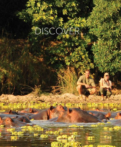 andBeyond Discover Zambia Brochure
