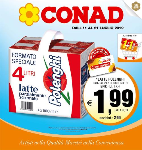 CONAD 1 + 1